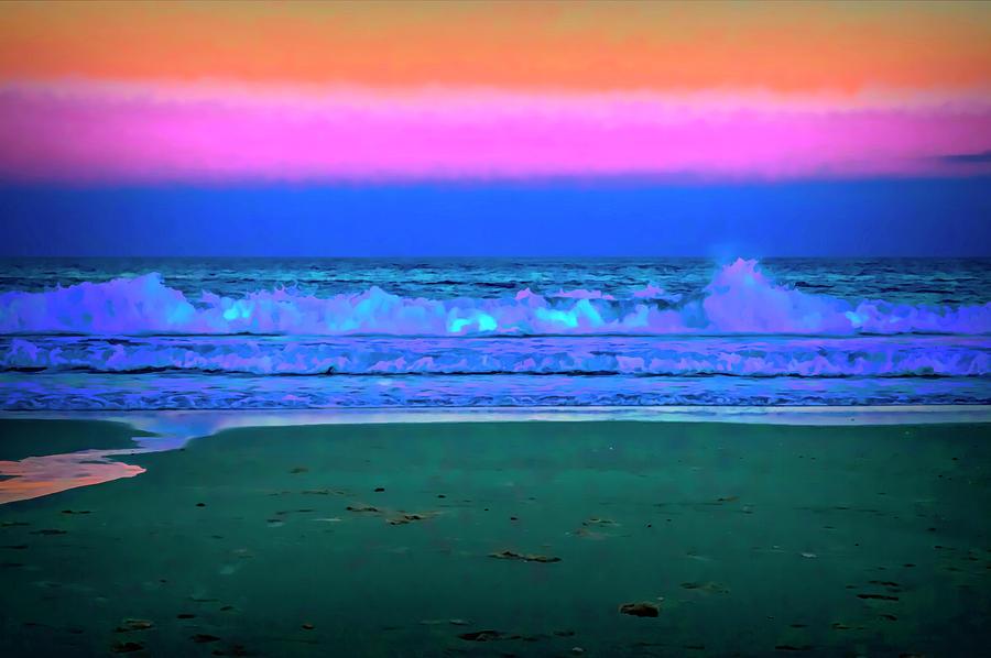 Magical Oceans - February by Lisa Blake