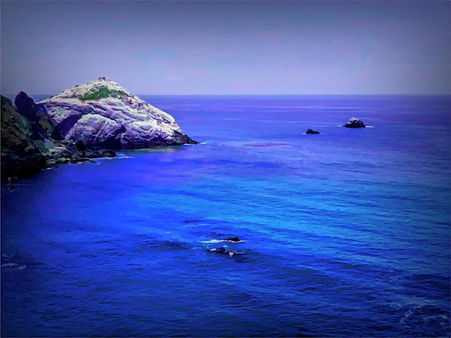 Magical Oceans - May by Lisa Blake