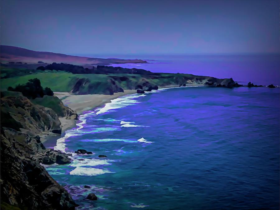 Magical Oceans - November by Lisa Blake