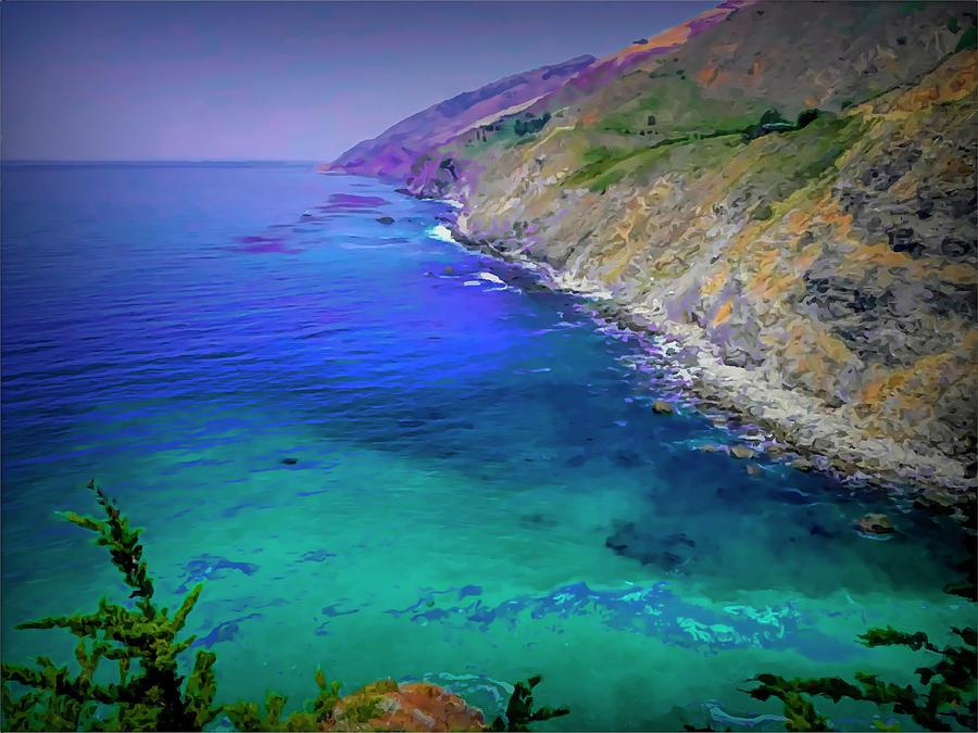 Magical Oceans - September by Lisa Blake