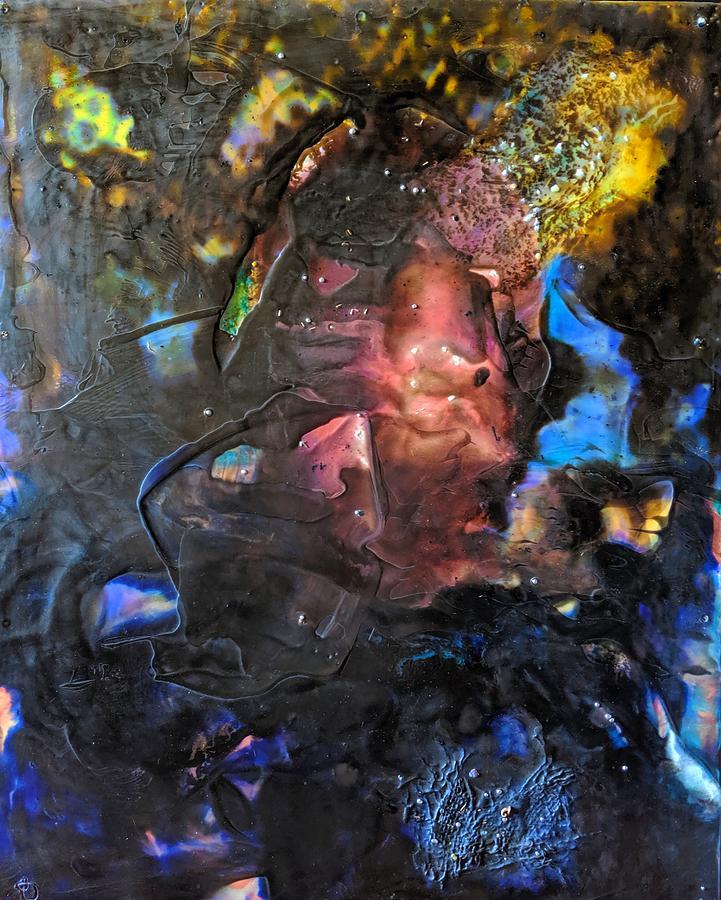 Magma Chamber Painting