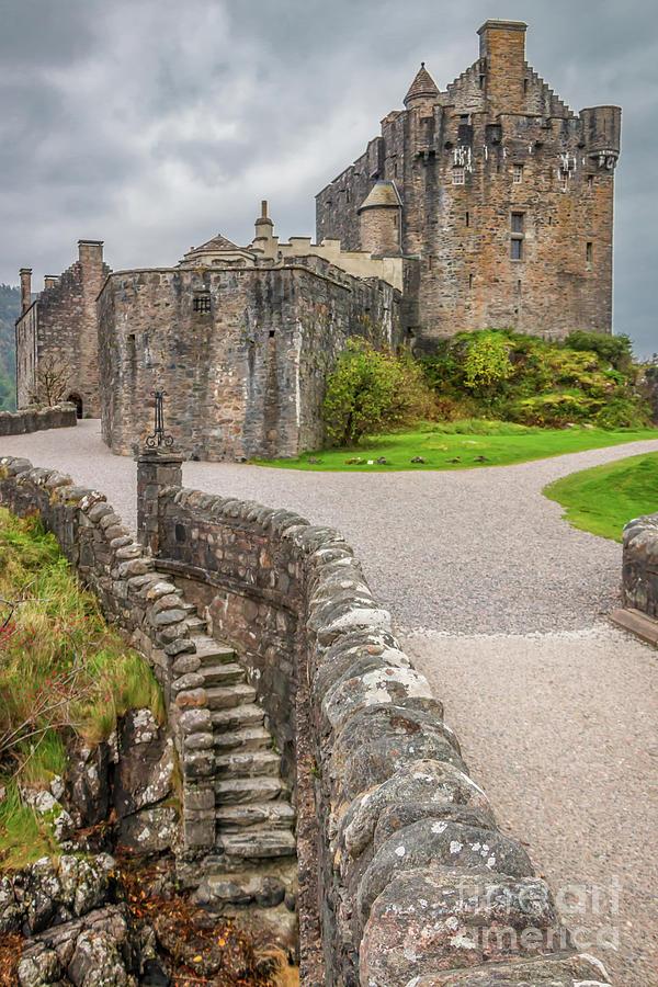 Magnificent Eilean Donan Castle Photograph