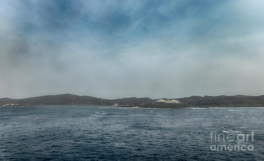 Mahogany Bay Morning by Judy Hall-Folde