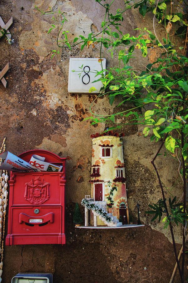 Italia Photograph - Mail by Joseph Yarbrough