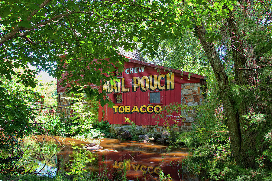Mail Pouch Chewing Tobacco by Steve Stuller