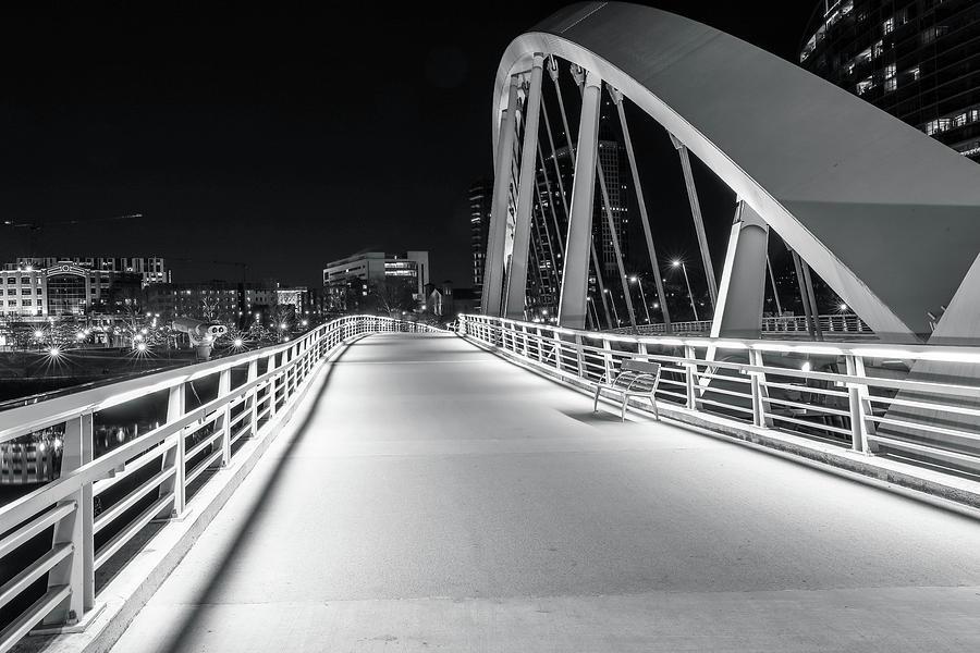Main Street Bridge Columbus Ohio by Dan Sproul