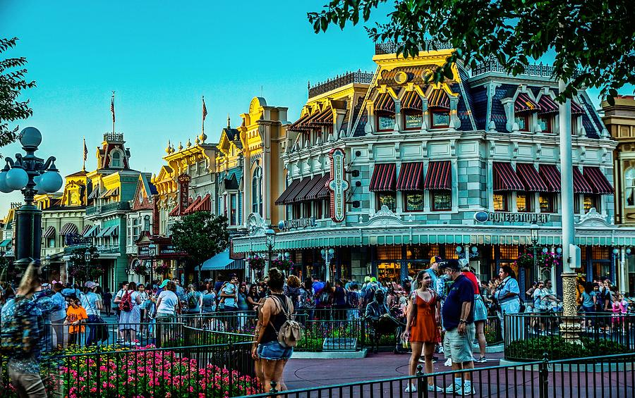 Main Street USA 2 by Rodney Lee Williams