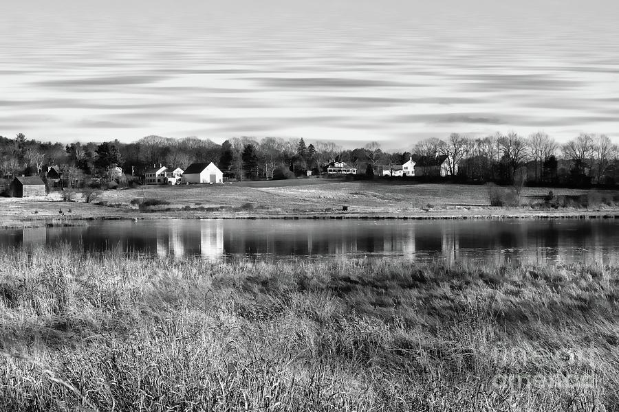 Maine Countryside by Marcia Lee Jones