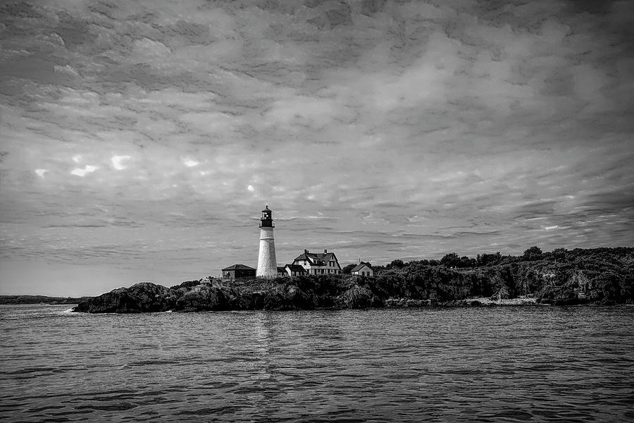 Maine in Monochrome by Jack Wilson