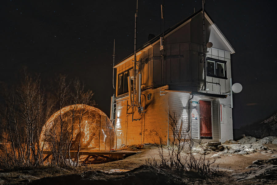 Winter Photograph - Maistua  by Kai Mueller