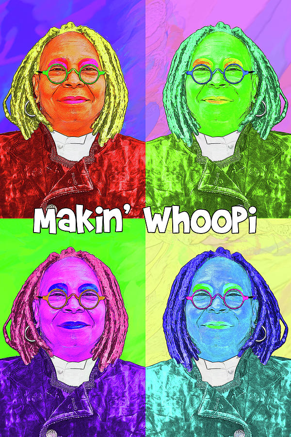 Makin Whoopi by John Haldane