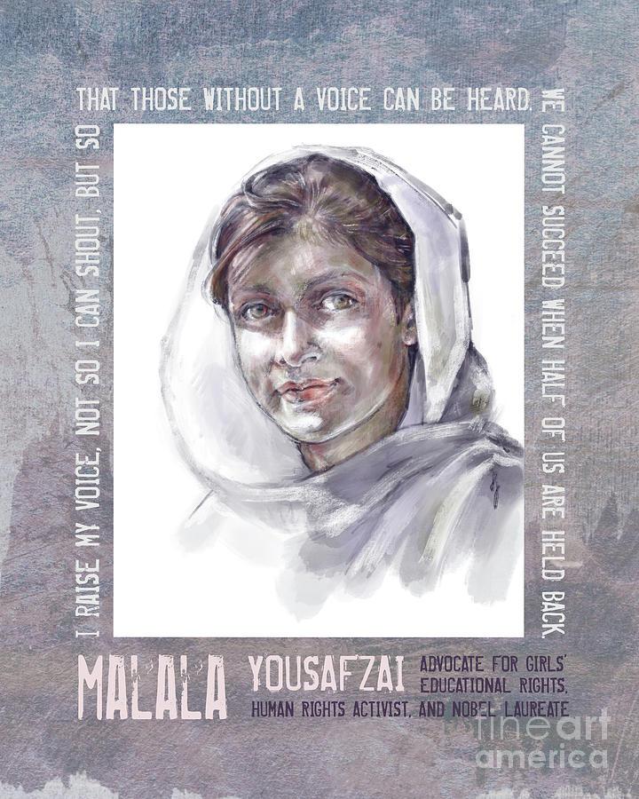 Malala by Lora Serra