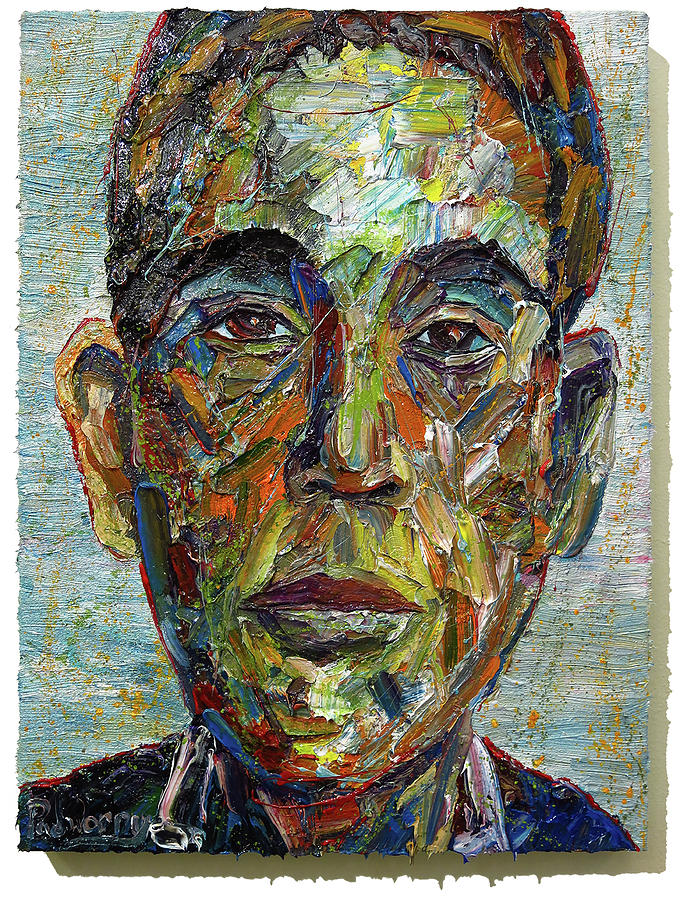 Male Face Portrait Abstract Expressionism Oil Painting On Canvas Contemporary Art Painting Picasso