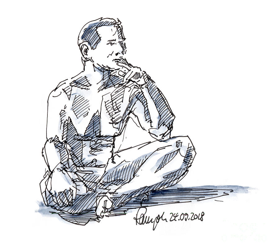 This is a graphic of Stupendous Male Sitting Poses Drawing