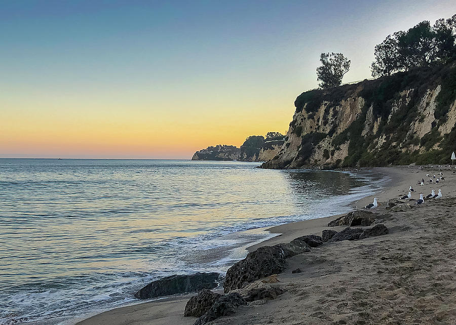 Malibu Sunset by TL Wilson Photography by Teresa Wilson