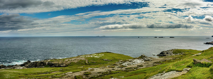 Malin Head, Ireland by Alan Campbell
