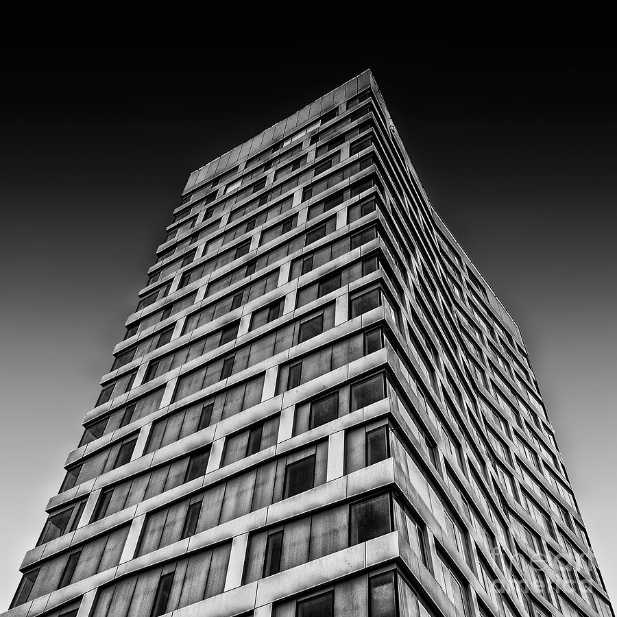 Malmo Point Hyllie Fine Art Edit Photograph