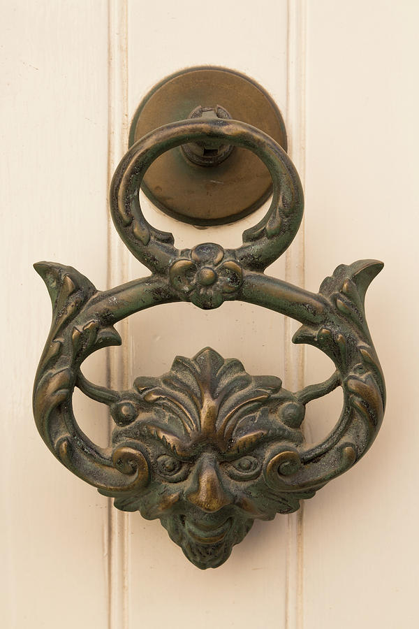 Maltese Door Knocker by John Daly