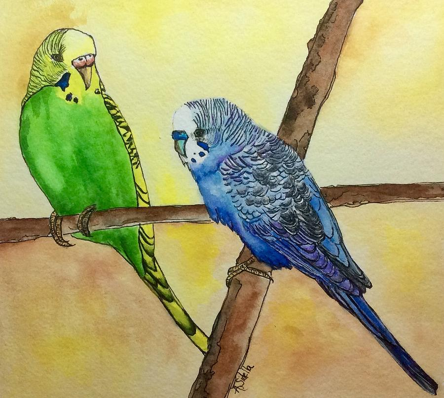 Mamas  Friends by Annamarie Sidella-Felts