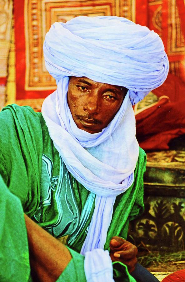 Man from Mali. by Bill Jonscher