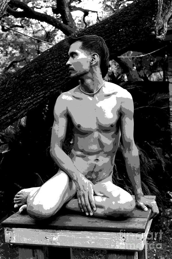Man of Stone by Robert D McBain