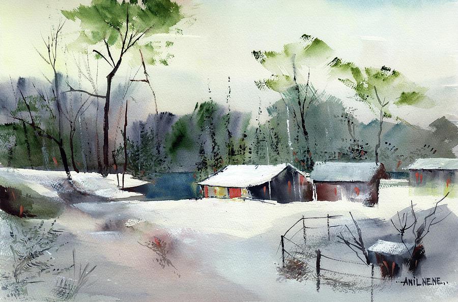 Manali 8 by Anil Nene