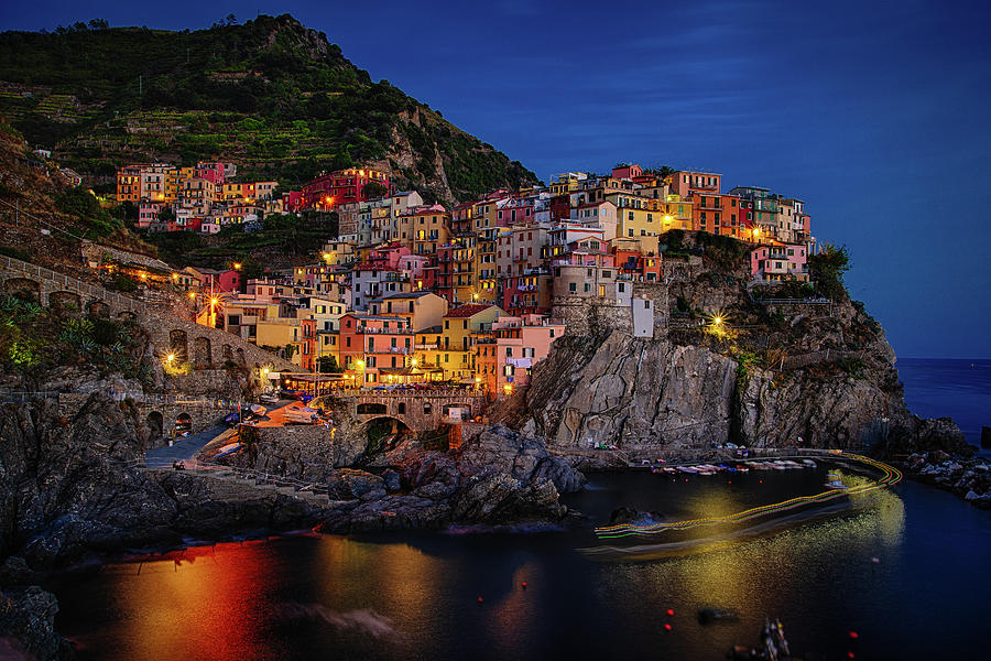 Manarola by Raf Winterpacht