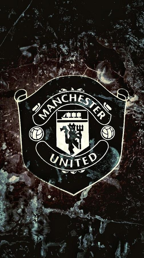 Manchester United New Logo Digital Art By Mamat Rahmat