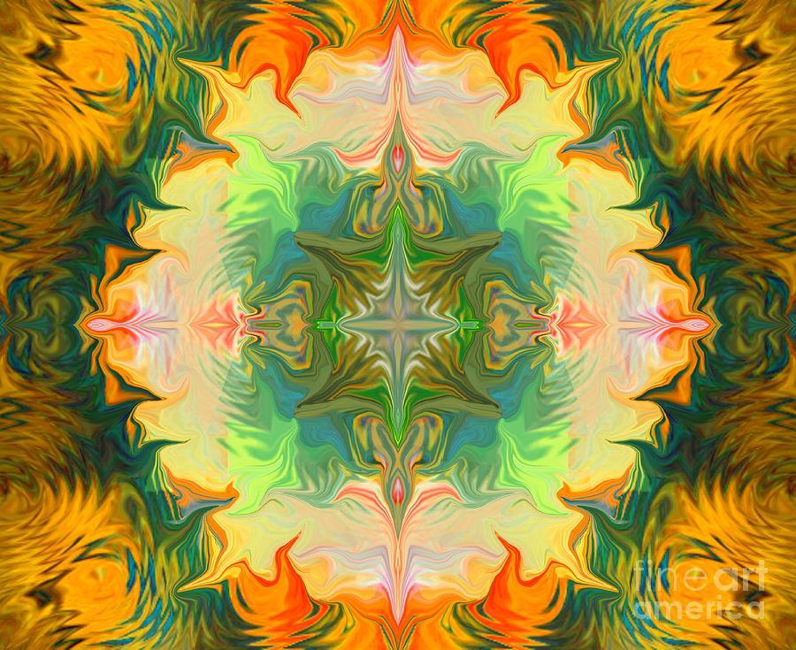 Mandala 12 8 2018 by Hidden Mountain