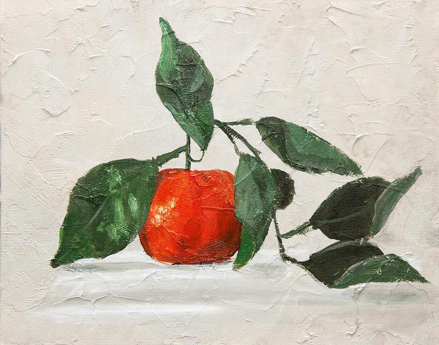 Mandarin by Masha Batkova