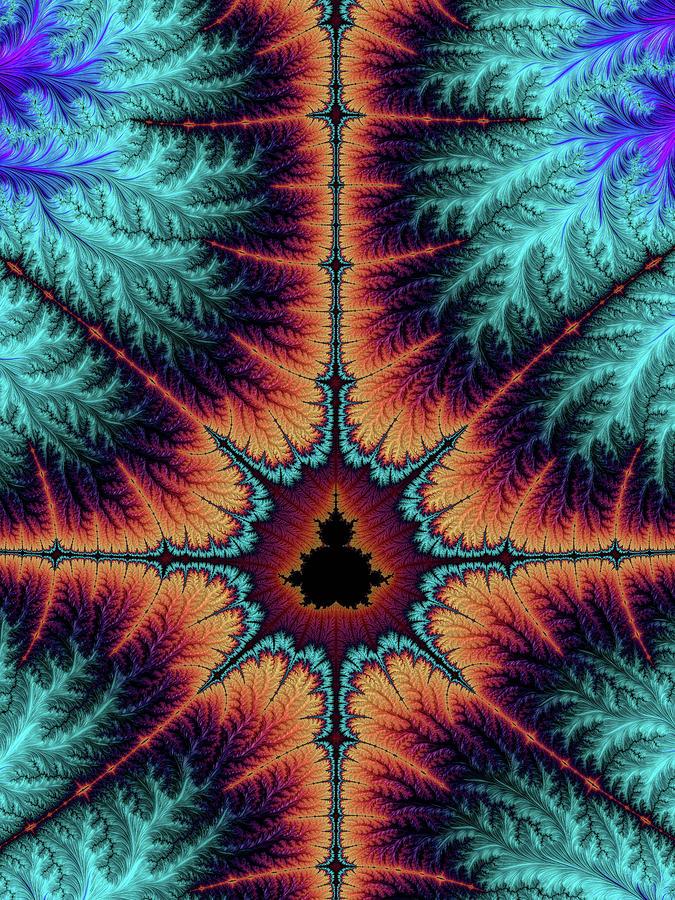 Mandelbrotchen Digital Art
