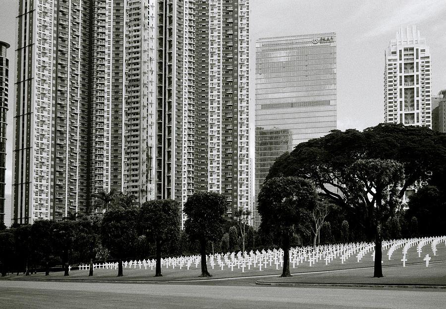 Manila Cemetery by Shaun Higson