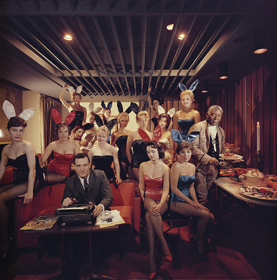 Mans Work Photograph by Slim Aarons
