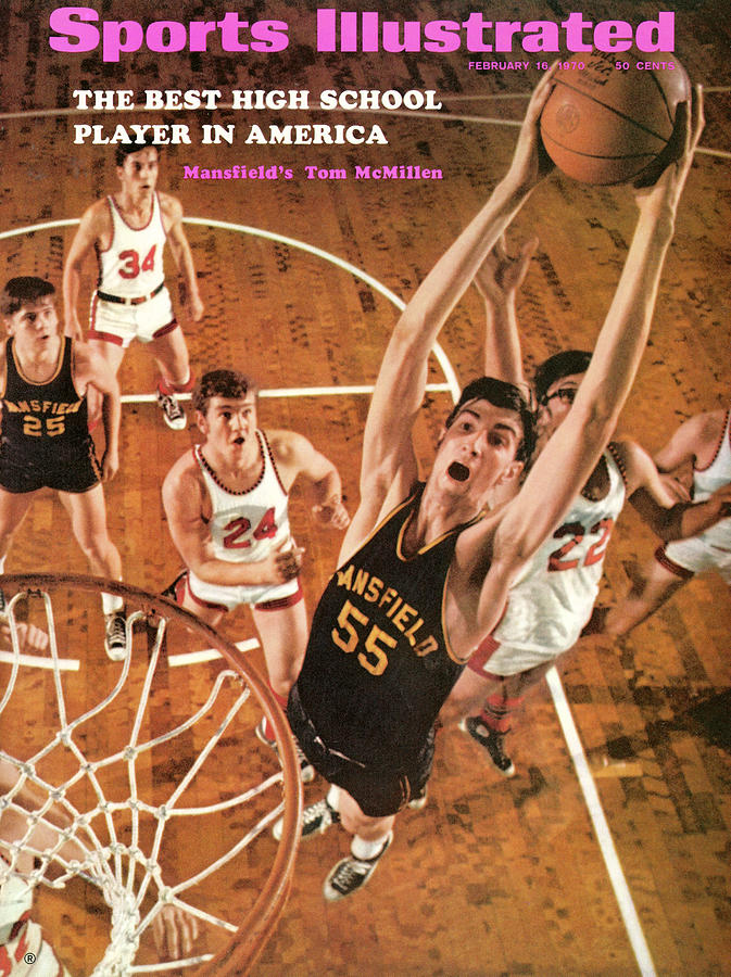 Mansfield High Tom Mcmillen Sports Illustrated Cover Photograph by Sports Illustrated