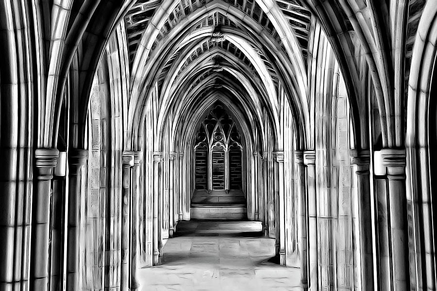 Many Arches by Nadine Lewis