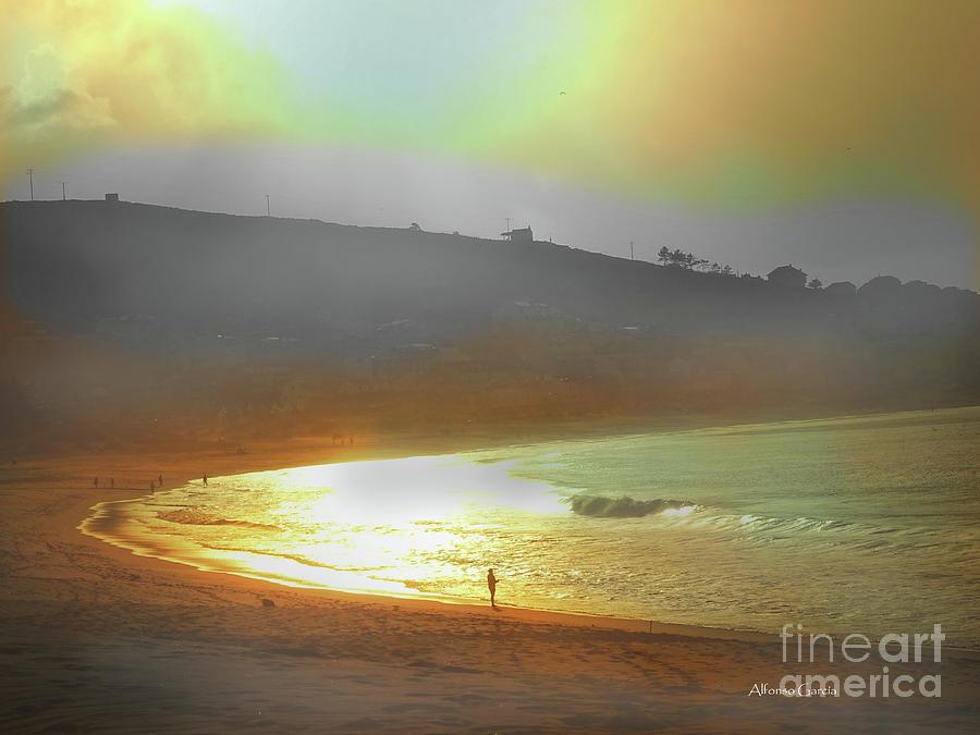Mar de Galicia by Alfonso Garcia