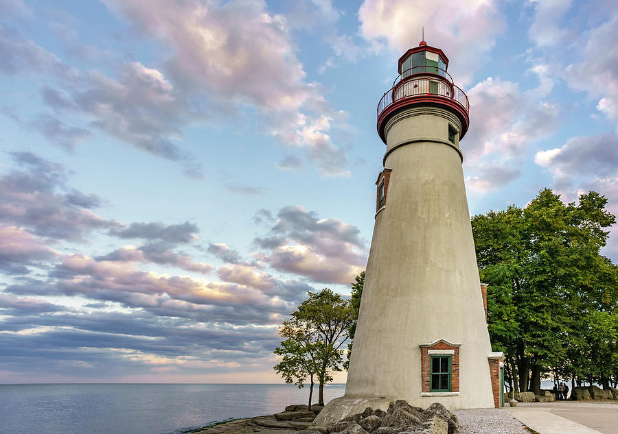 Marblehead Lighthouse by Marianne Campolongo