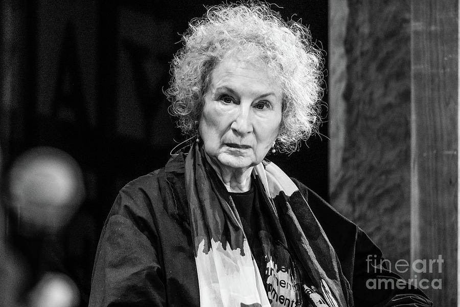 Summer Photograph - Margaret Atwood At The Hay Festival 2018 by Keith Morris