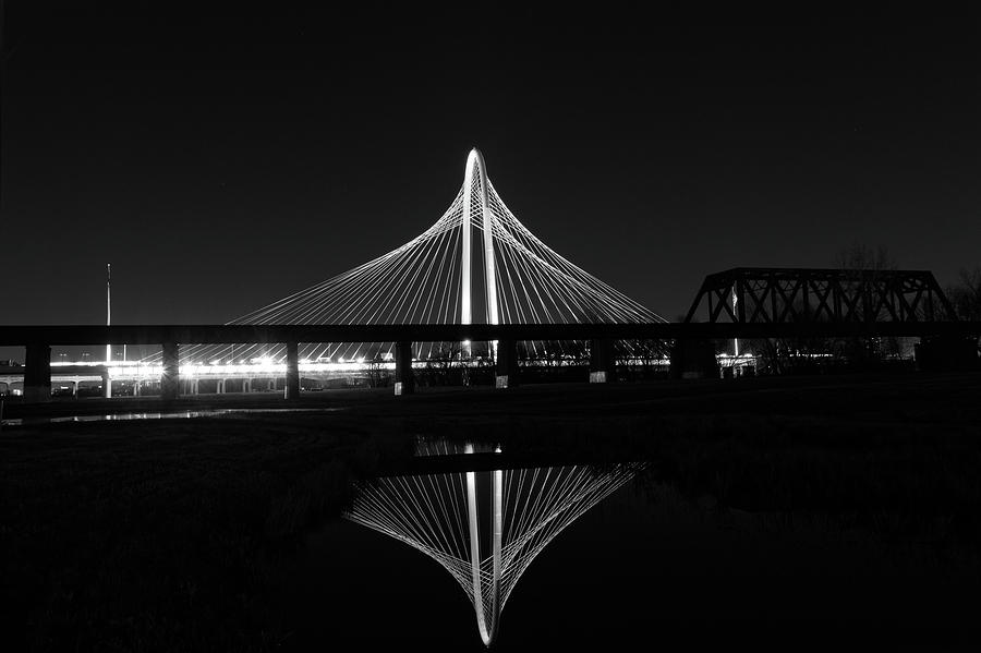 Margaret Hunt Bridge Reflection by Jonathan Davison
