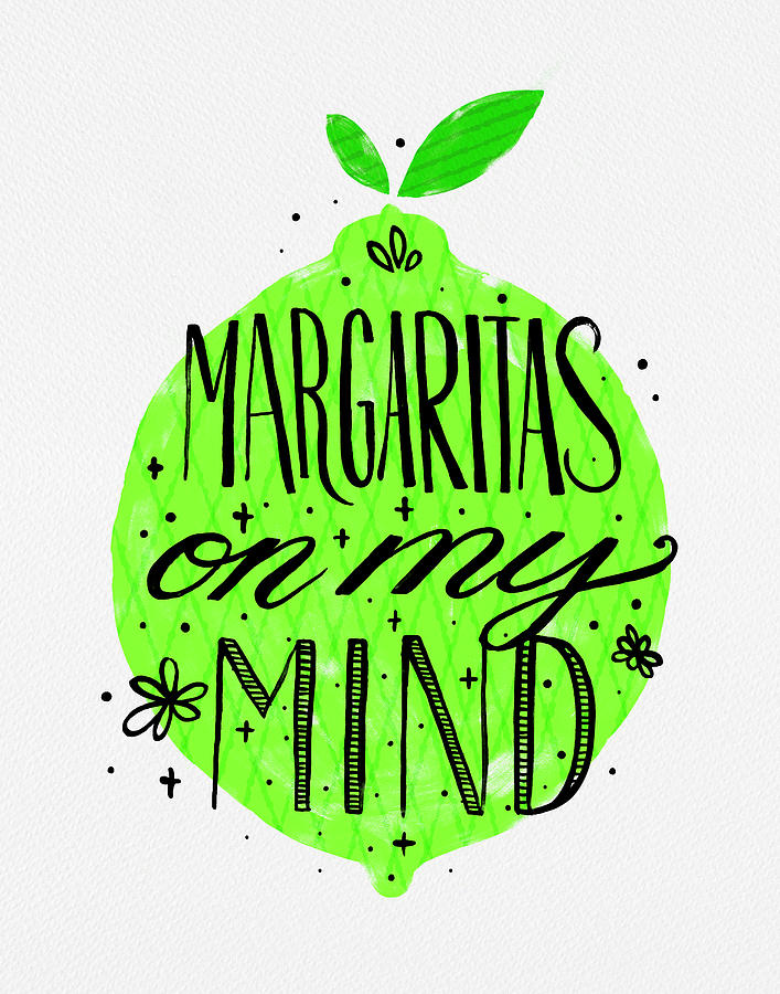 Margaritas on my Mind by Jen Montgomery