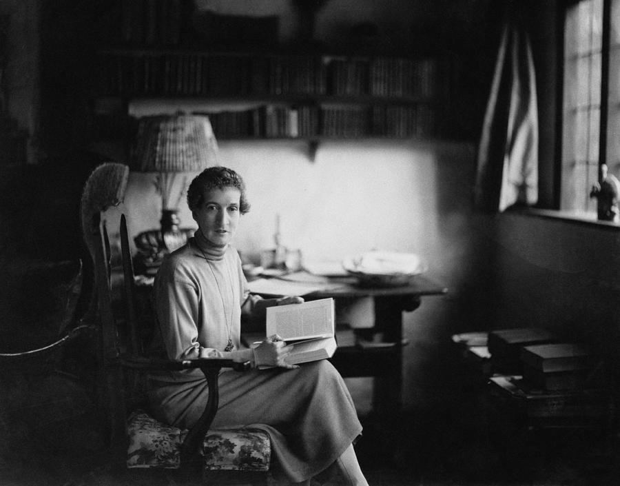 Margot Asquith Photograph by Sasha