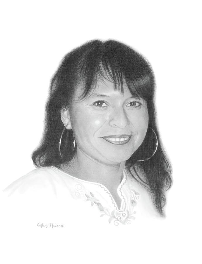 Maria del Rocio Martinez Juarez by Conrad Mieschke