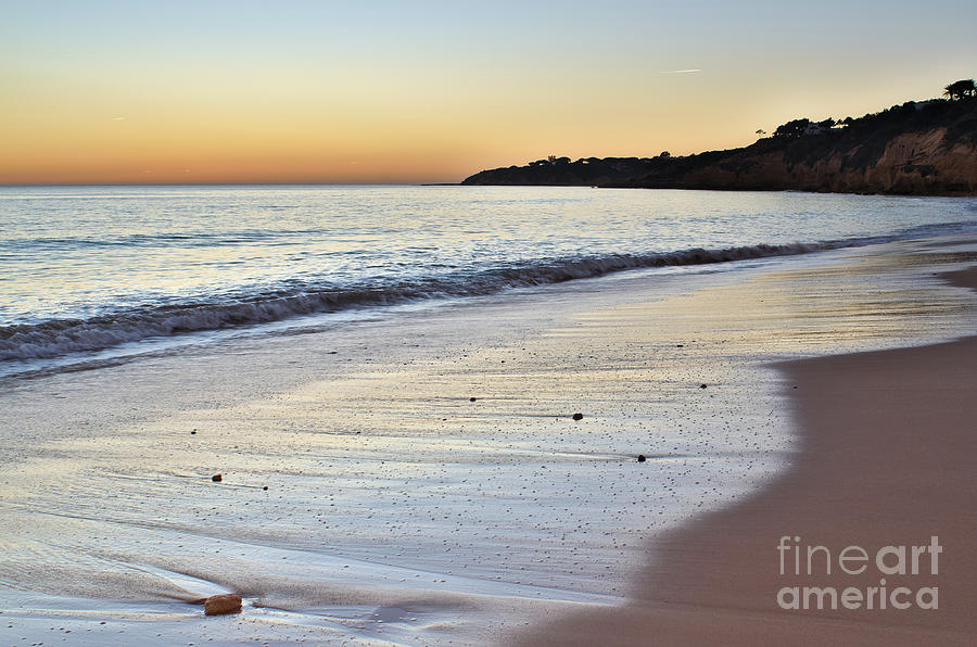 Maria Luisa Beach in Albufeira by Angelo DeVal
