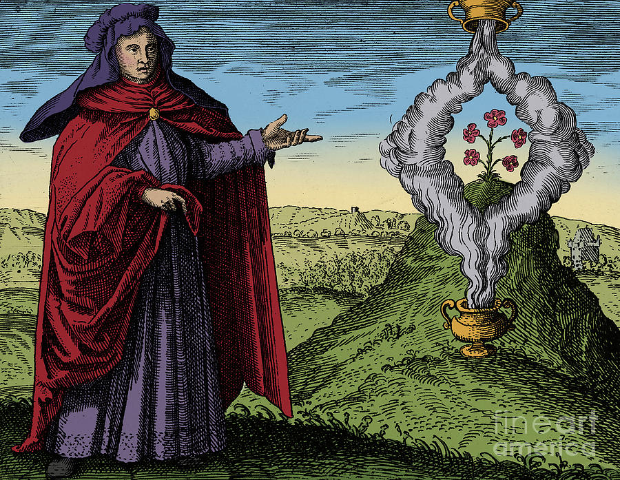 Maria the Jewess, Alchemist by Science Source