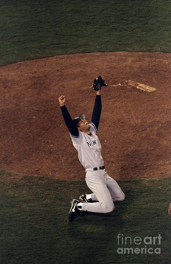 Mariano Rivera Photograph by Vincent Laforet