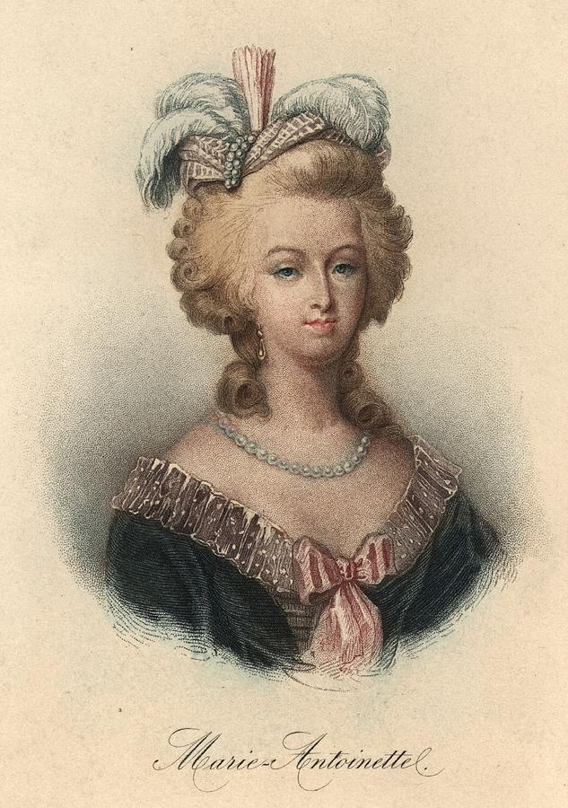 Marie Antoinette Digital Art by Hulton Archive