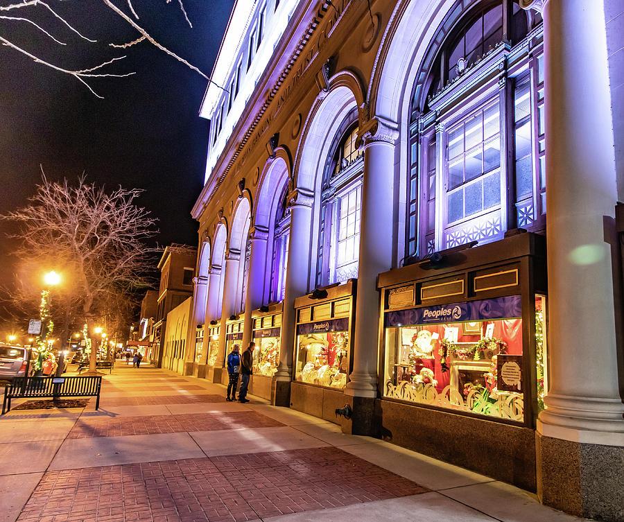 Marietta People Bank Christmas by Jonny D