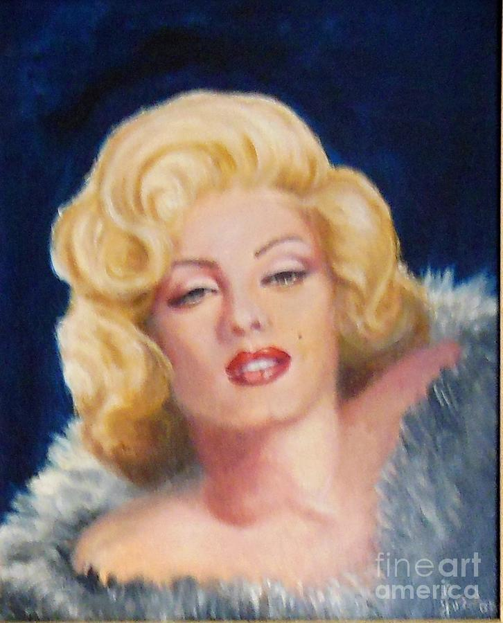 Marilyn by Jordana Sands