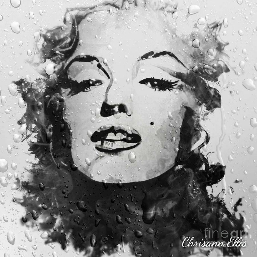 Marilyn Monroe 07 Mixed Media