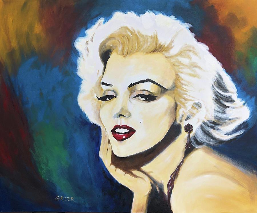 Marilyn Monroe by Gary Greer